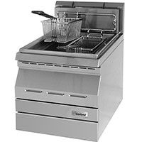 Gas Designer Series Counter Fryer